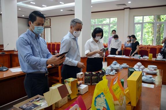 20 sản phẩm được đề nghị Thủ tướng Chính phủ công nhận sản phẩm OCOP 5 sao